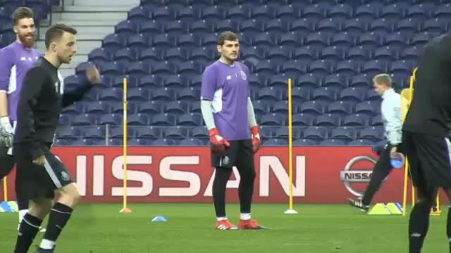 "Buffon: Casillas? ""Treffe einen Freund"""