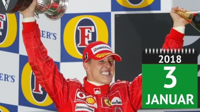 F1: Schumacher: Die Legende wird 49