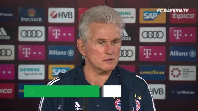 """Heynckes über Bayern: """"Vorsprung erarbeitet"""""""