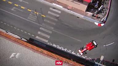 F1 Unvergesslich: Schumis Rascasse-Skandal