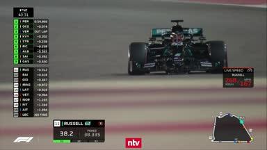 Die Highlights aus Bahrain im Video