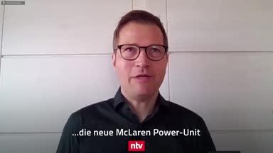 So sehr hat die neue Power-Unit McLaren beschäftigt