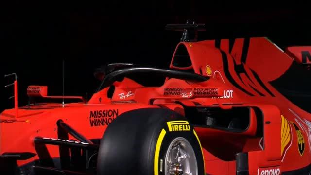 Neuer Ferrari: Mattrote-Titelhoffnung für Vettel