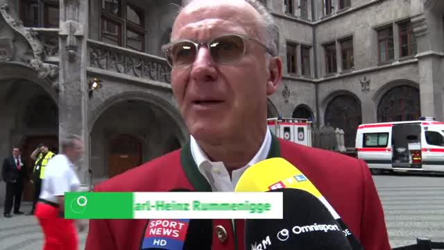 Rummenigge: Sane kann Robbery-Nachfolger werden