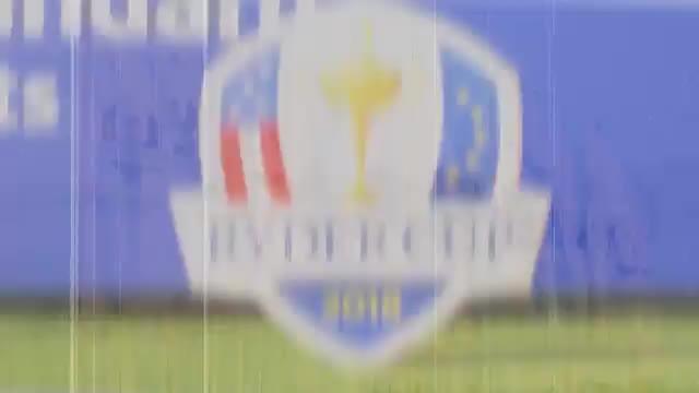 Ryder Cup: Kapitäne testen Kurs für 2018