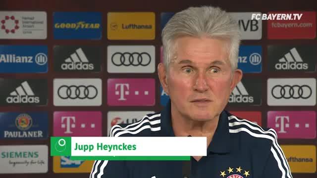 Heynckes: Besiktas keine leichte Aufgabe