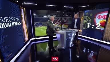 Uli Hoeneß analysiert DFB-Blamage gegen Nordmazedonien