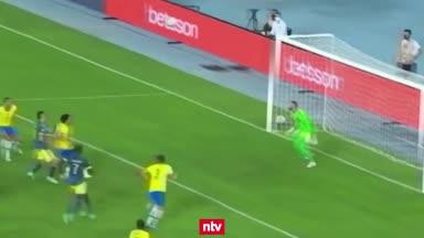 Spektakuläres Traumtor bei der Copa América