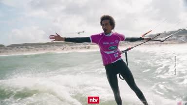 Spannender Kitesurf World Cup auf Sylt