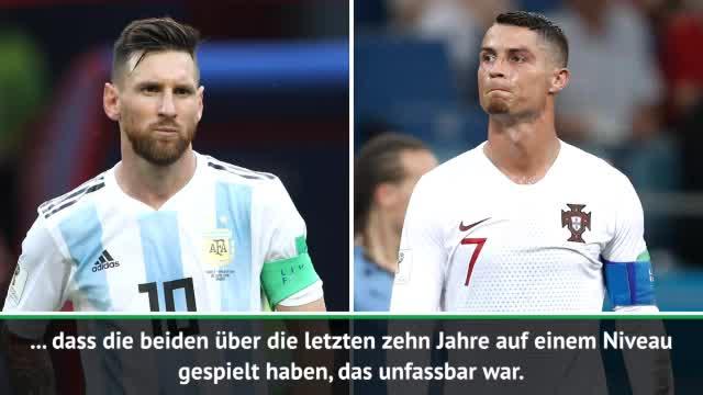 Kane: Ronaldo und Messi sind mein Maßstab