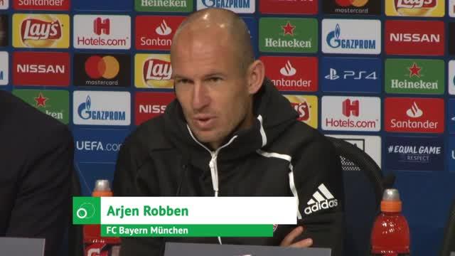 Robben: Wollen CL-Titel nach München holen