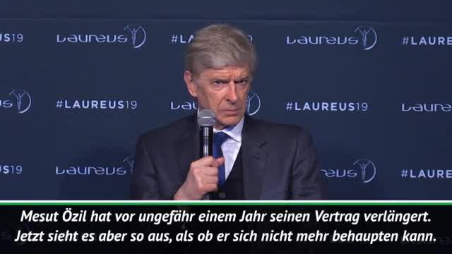 Özil-Situation: Wenger gibt sich diplomatisch